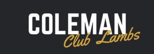 Coleman Club Lambs
